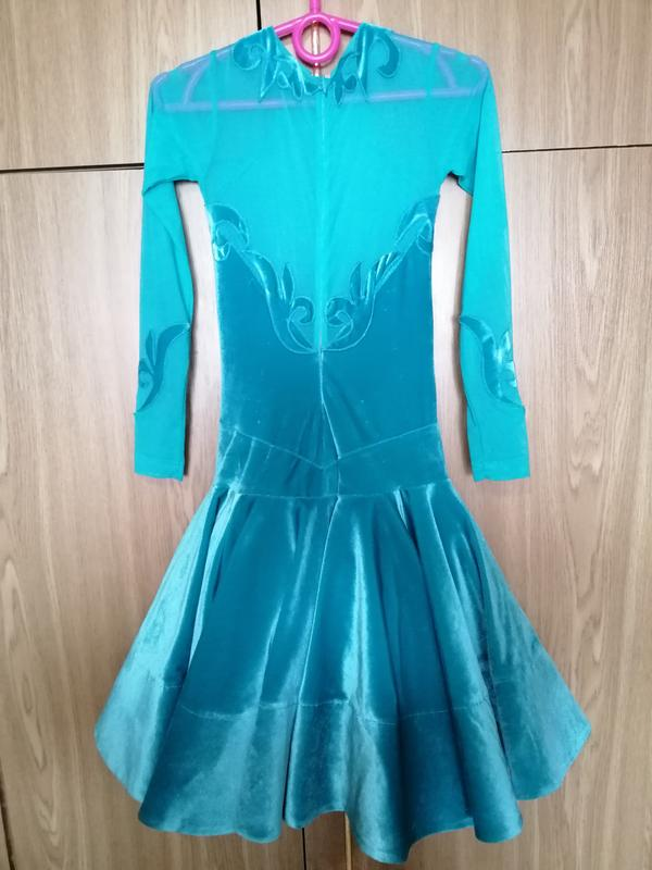 Платье для бальных танцев - Фото 2
