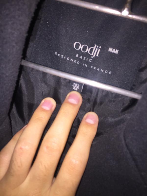 Пальто мужское oodji - Фото 2