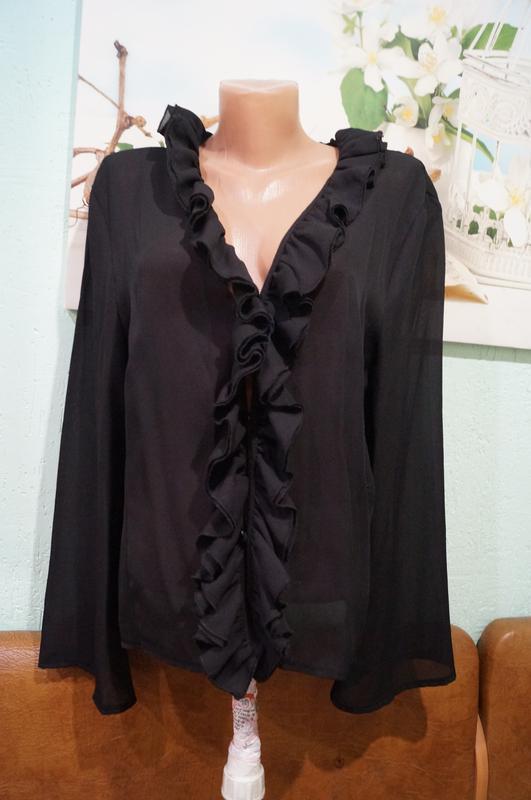 Блуза р.44,бренд greenvillage - Фото 2