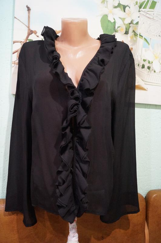 Блуза р.44,бренд greenvillage - Фото 3