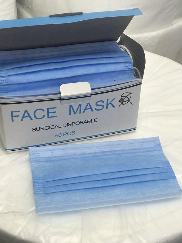 Продам захисні маски - Фото 2