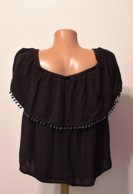 Блуза топ с вышивкой missguided - Фото 3