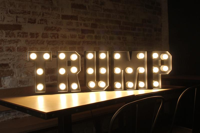 Изготовление светящихся ретро букв и цифр с лампами (лампочками) - Фото 2