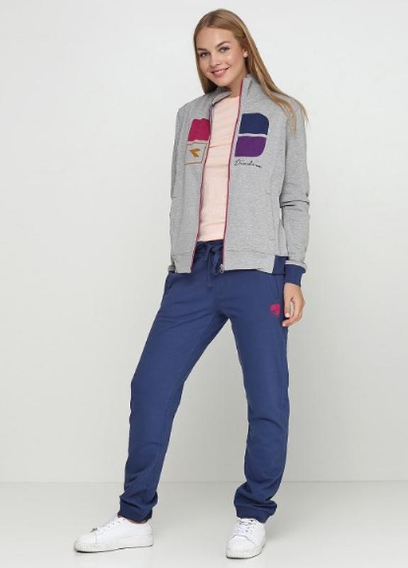 Спортивний костюм  (штаны,  брюки + кофта, толстовка ) diadora...