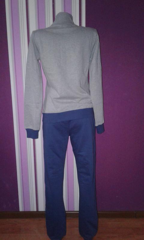 Спортивний костюм  (штаны,  брюки + кофта, толстовка ) diadora... - Фото 4