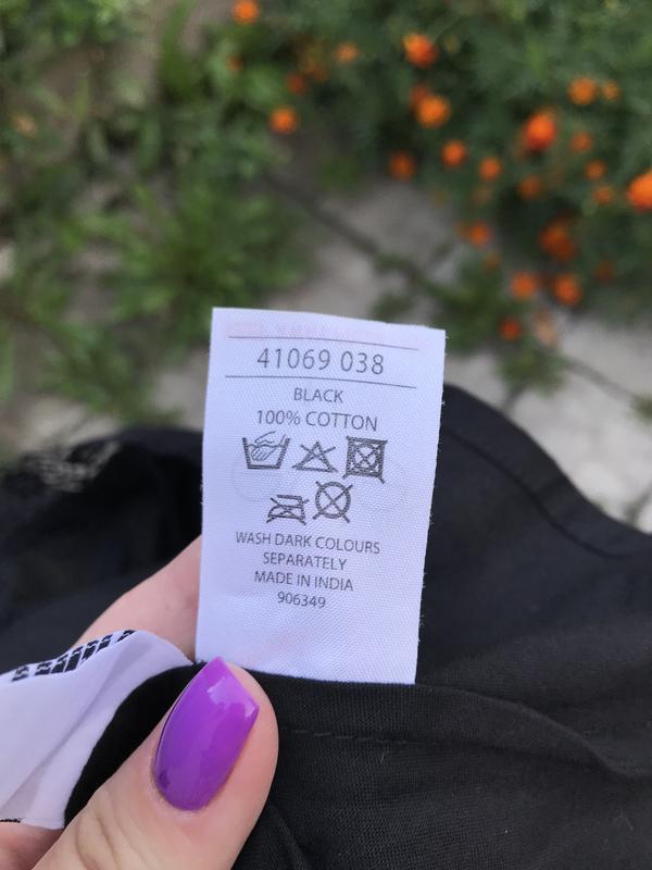 Чёрная,пышная юбка,рюши,воланы,кружево,этно,бохо,циганский стиль - Фото 5