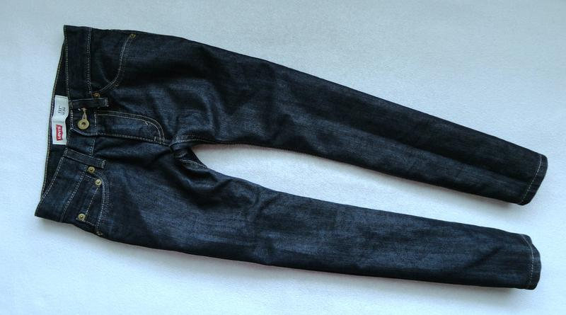 Стильные фирменные джинсы levi's 8л р.128 levis левис