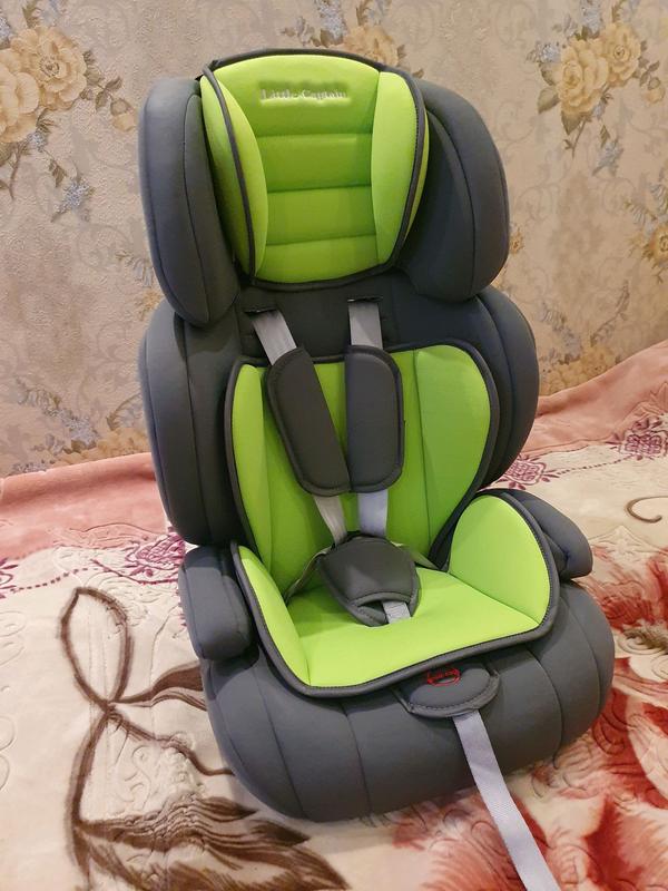 Автокресло детское Little Capitan Comfort 9-36 кг - Фото 5