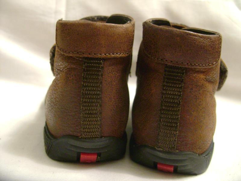 Ботиночки prada. - Фото 2