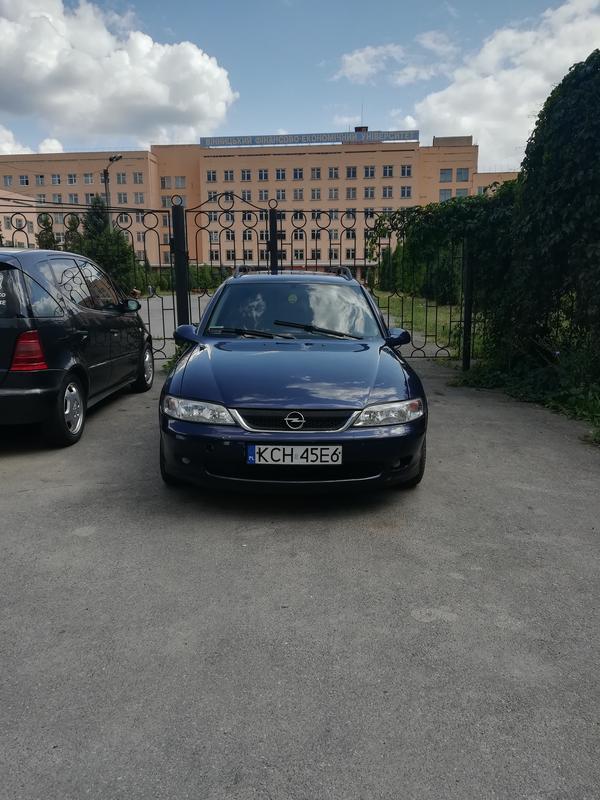 Opel Vectra b 2.0 LPG4 - Фото 2