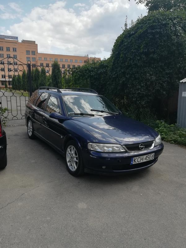 Opel Vectra b 2.0 LPG4 - Фото 4