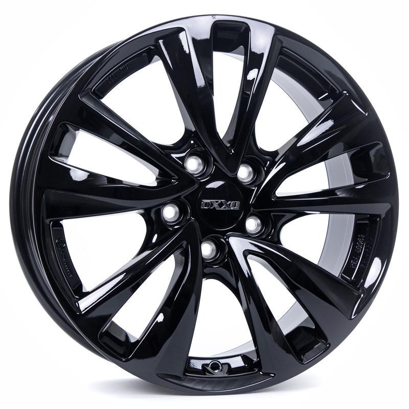 Диск колесный OXXO Oberon 5 Black