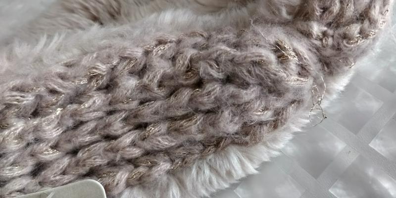 !продам новую женскую вязанную тёплую  повязку резинку для гол... - Фото 2