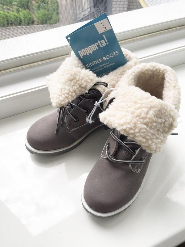 Детские зимние ботинки Lupilu