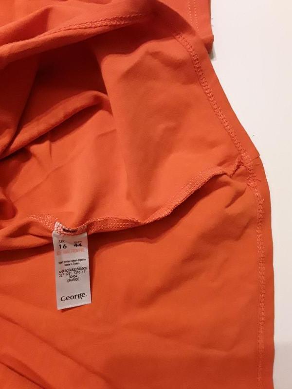 Фирменная блуза лонгслив - Фото 5