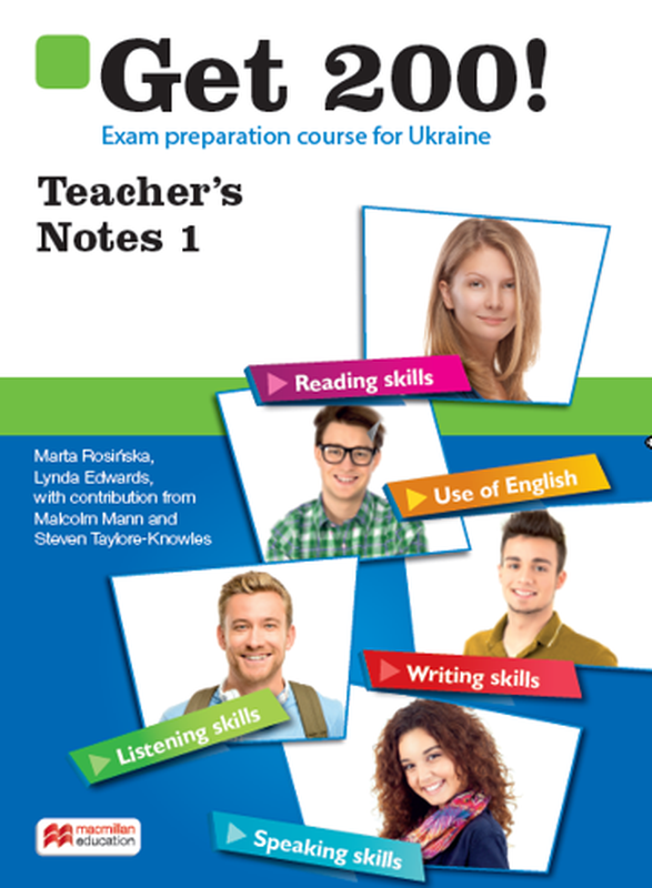 Get 200. Book 1 & 2. Teacher's Notes 1 & 2 + аудио (в подарок) - Фото 3