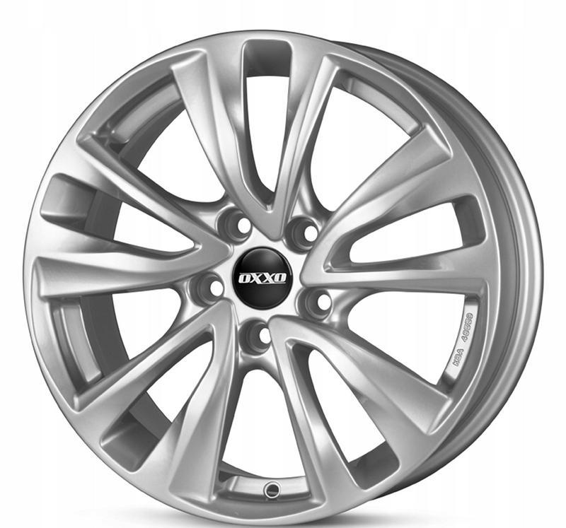 Диски колесный литой OXXO Oberon 5 Silver