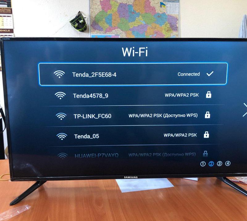 LED-телевизор Samsung 32' Smart TV НОВЫЙ Смарт-ТВ FHD, T2, WiFi - Фото 3