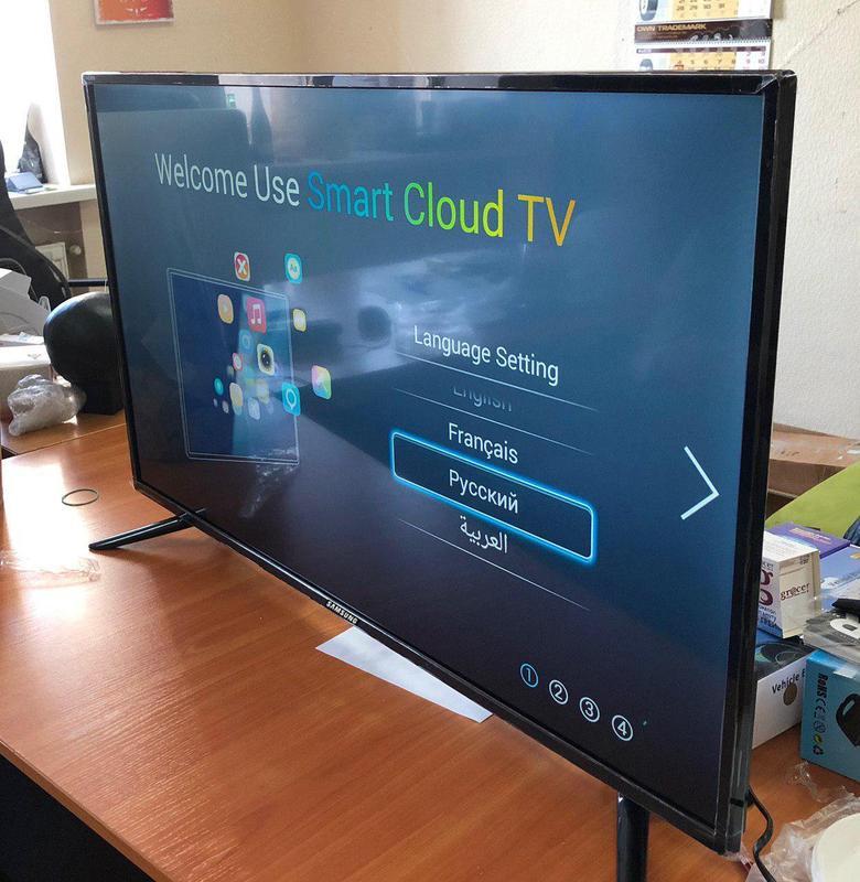 LED-телевизор Samsung 32' Smart TV НОВЫЙ Смарт-ТВ FHD, T2, WiFi - Фото 4