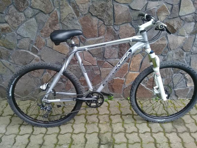 Велосипед Mifa