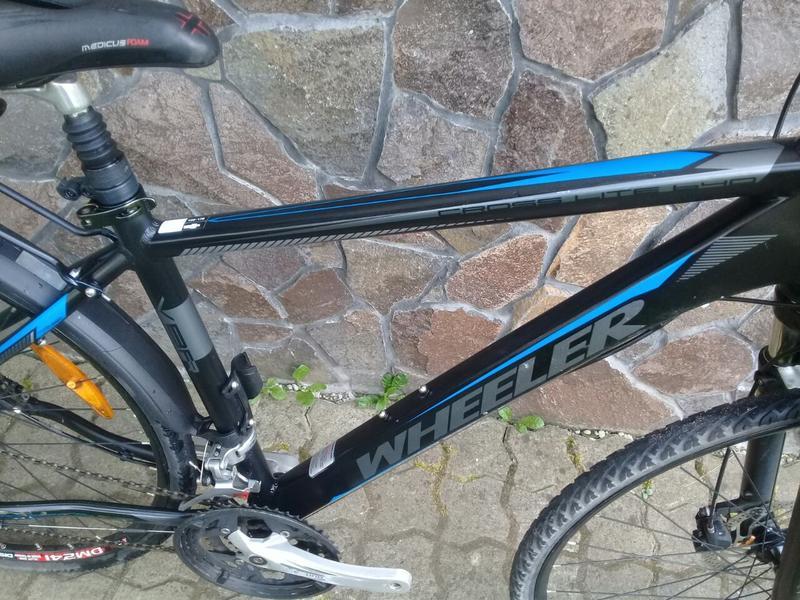 Велосипед Wheeler - Фото 5