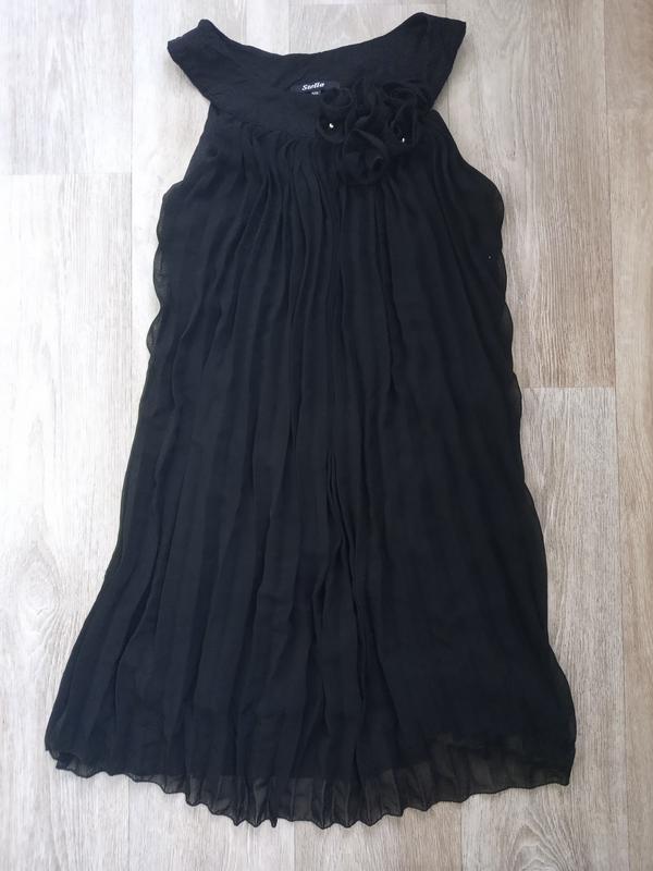 Свободное платье - Фото 2
