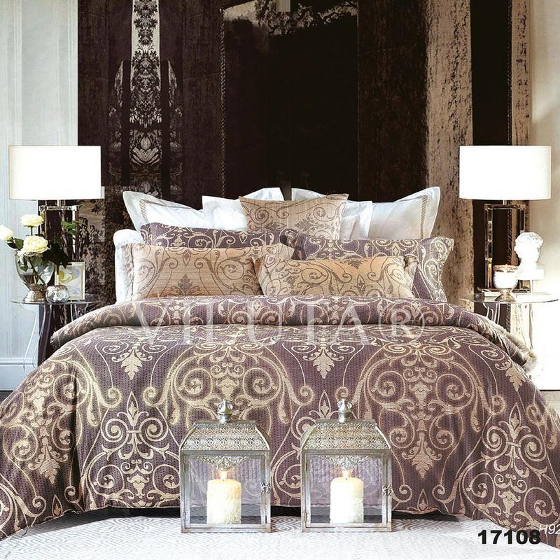 Двухспальный комплект постельного белья № 17108