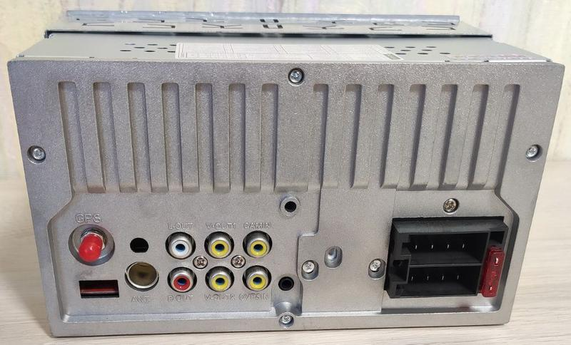 Автомагнитола Pioneer 7023 GPS, 2DIN,BT, SD,USB,AUX,Fm+ПУЛЬТ руль - Фото 7