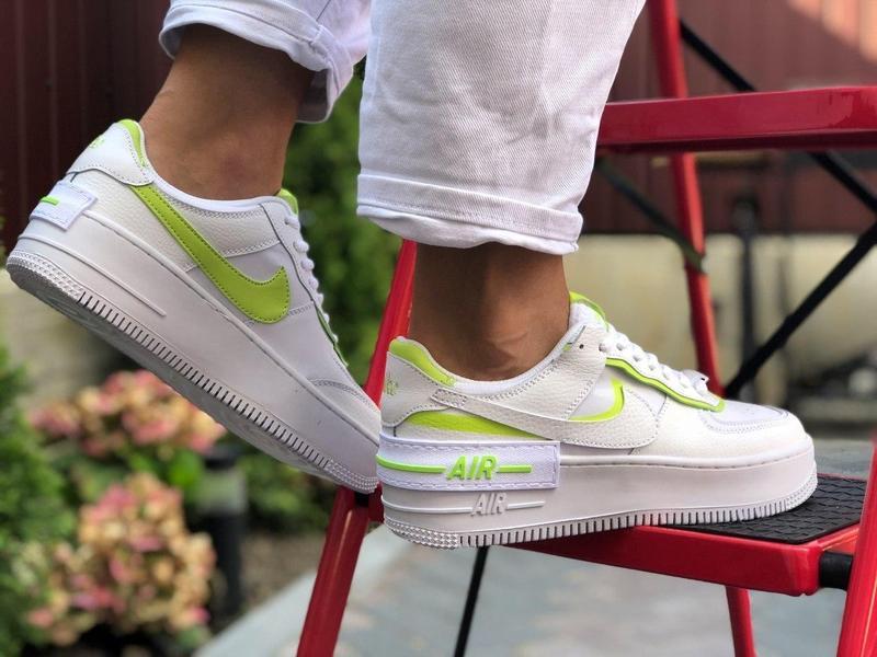Nike air force 1 shadow - Фото 4