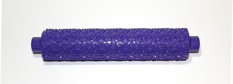 Скалка рельефная для мастики - Фото 3