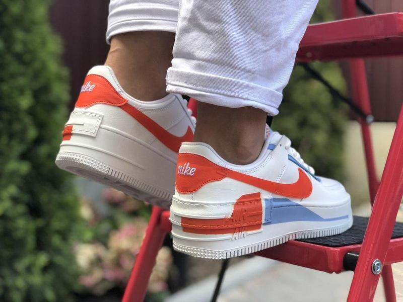 Nike air force 1 shadow - Фото 3