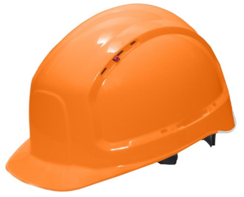 Защитная каска Titan оранжевая