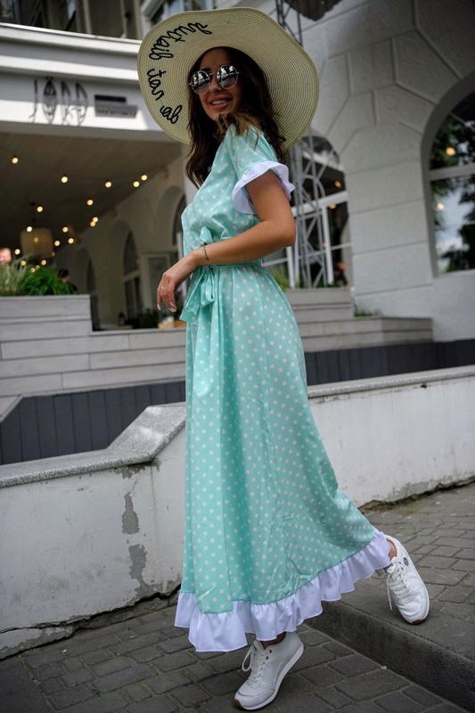 """Платье """"Лика"""" - Фото 2"""