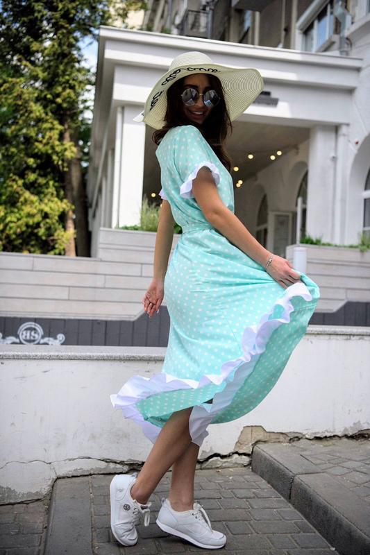 """Платье """"Лика"""" - Фото 3"""