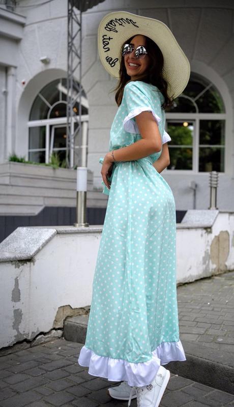 """Платье """"Лика"""" - Фото 4"""
