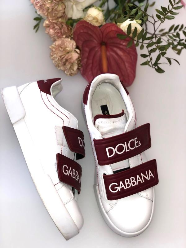 Кроссовки dolce&gabbana - Фото 4