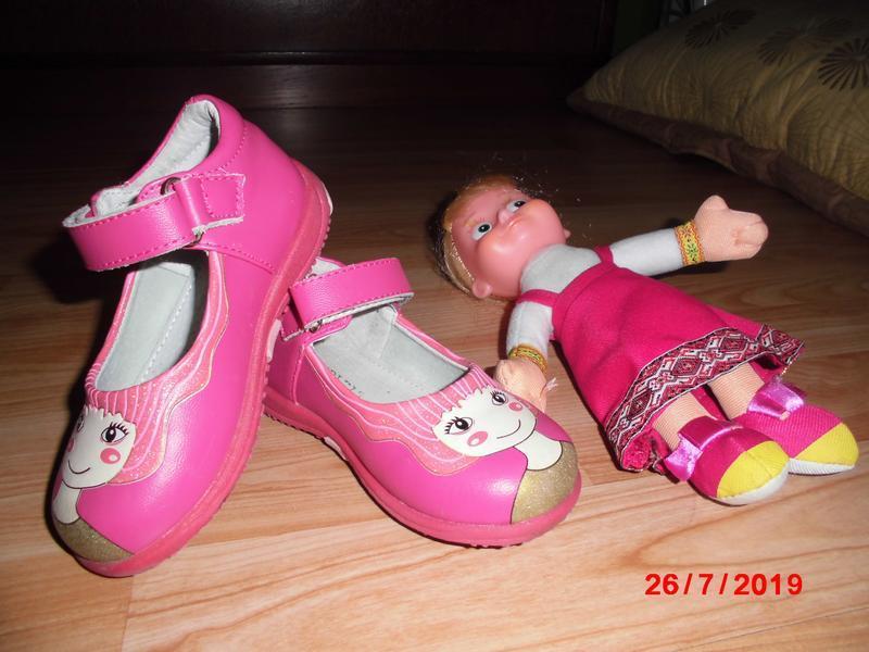 Гарні туфельки в стані нових.