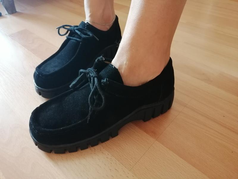 Стильные туфли nine west zara mango naturalizer - Фото 8