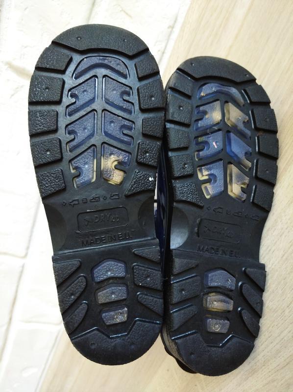 Резиновые сапоги сапожки - Фото 3