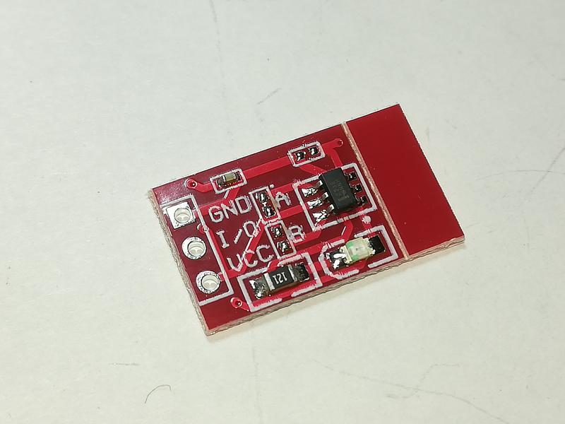 Модуль сенсорная кнопка TTP223