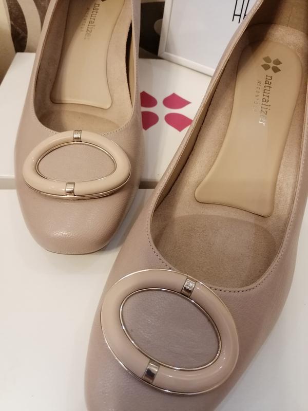Стильные туфли. натуральная кожа nine west - Фото 6