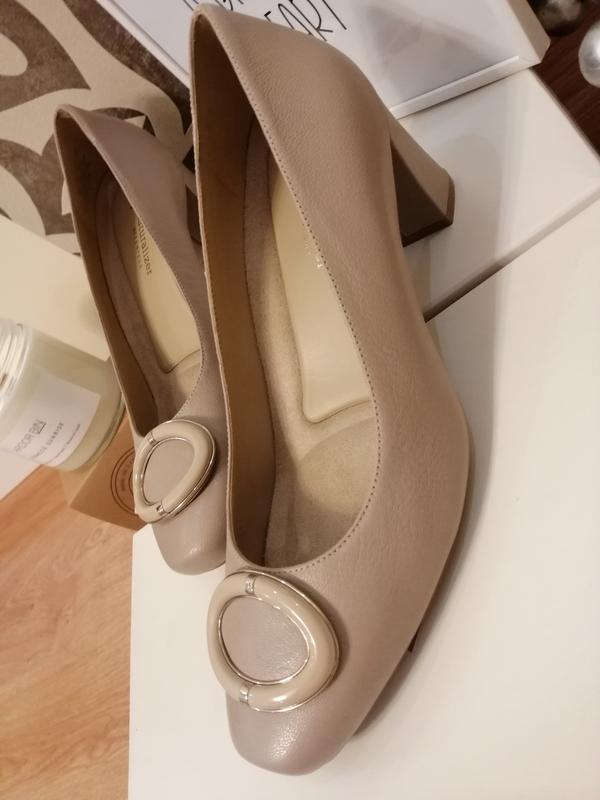 Стильные туфли. натуральная кожа nine west - Фото 7