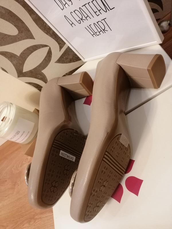 Стильные туфли. натуральная кожа nine west - Фото 8
