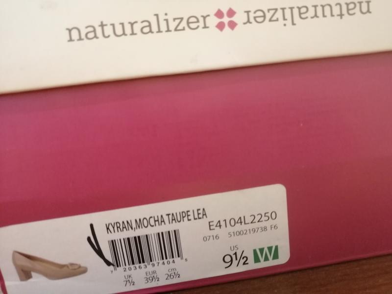 Стильные туфли. натуральная кожа nine west - Фото 10