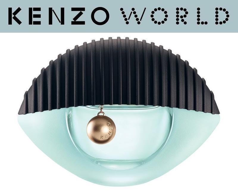 Kenzo world eau de parfum парфюмированная вода тестер 75мл