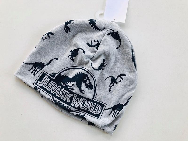 Шапка h&m для мальчика с динозаврами
