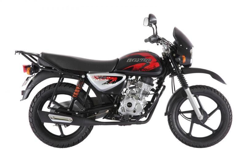 Мотоцикл Bajaj Boxer 150 Cross   Індійський від офіційного дилера