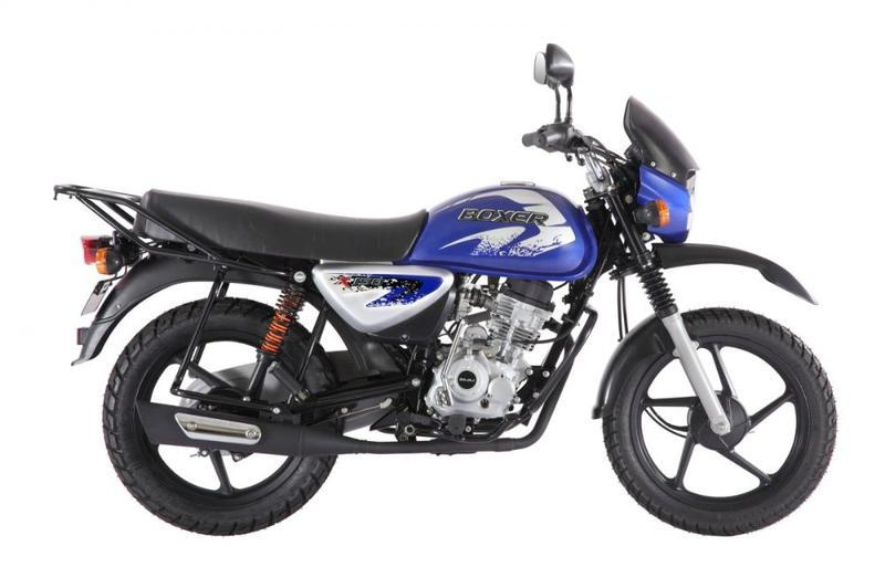 Мотоцикл Bajaj Boxer 150 Cross   Індійський від офіційного дилера - Фото 2