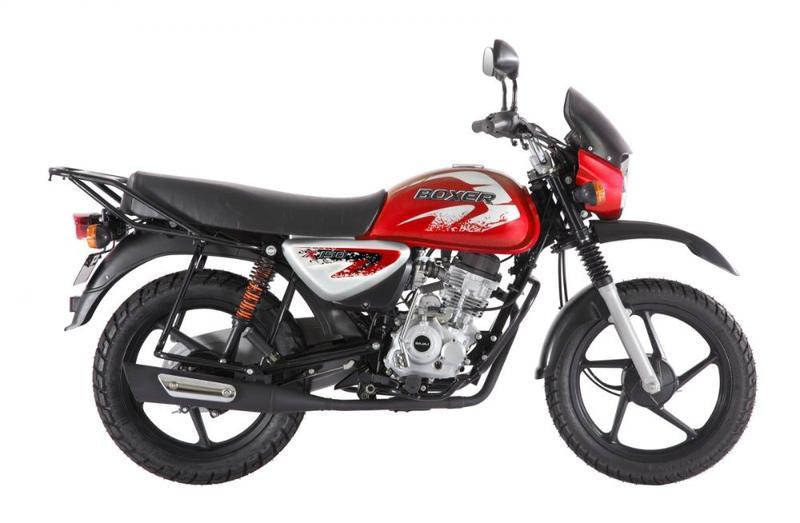 Мотоцикл Bajaj Boxer 150 Cross   Індійський від офіційного дилера - Фото 3