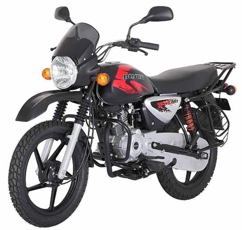 Мотоцикл Bajaj Boxer 150 Cross   Індійський від офіційного дилера - Фото 4